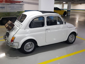 Fiat 500 0.5 Berlina 18cv Gasolina 2p Manual