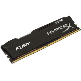 Memória Kingston Hyperx Fury Ddr4 3200mhz 16gb Hx432c18fb/16