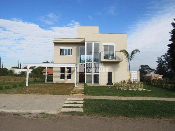 Casa Para Venda No Condomínio Altos De Itu Em Itu. - Ca6806