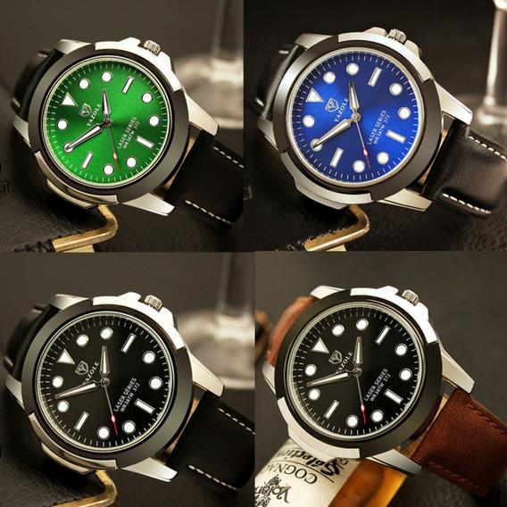 Relógio Masculino Militar Luxo Relogios Barato 372 Quartz