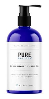 Shampoo Crecimiento Cabello Anticaida Biotina No Dht Premiu