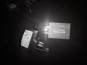 Conversor Hdmi Para Sdi-hd Blackmagics