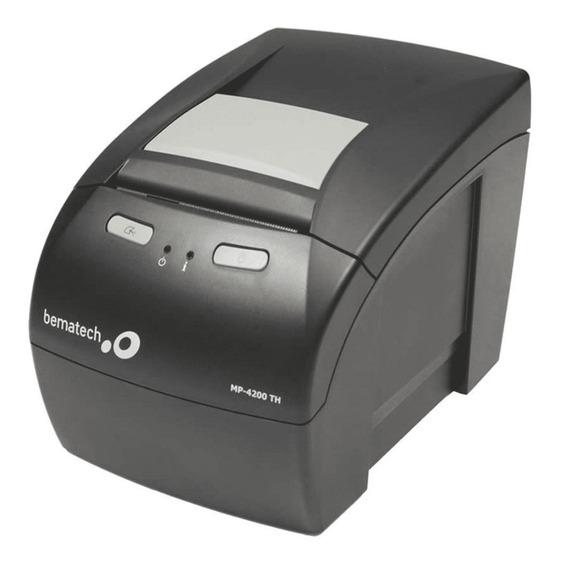 Impressora Bematech Mp-4200 Th Original Frete Grátis 12x S J