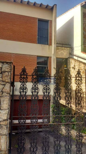 Imagem 1 de 15 de Sobrado Com 3 Dormitórios À Venda, 228 M² Por R$ 680.000,00 - Parque Do Carmo - São Paulo/sp - So14971