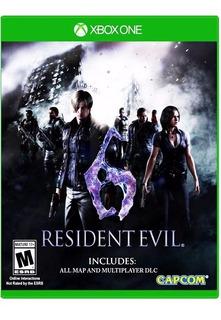 ..:: Resident Evil 6 ::.. Para Xbox One En Start Games
