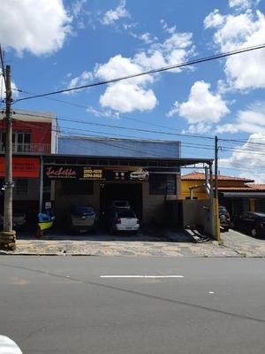 Barracão À Venda, 332 M² Por R$ 1.200.000 - Taquaral - Campinas/sp - Ba0418