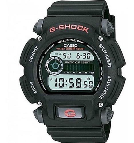 Relógio Casio Masculino G-shock Dw-9052-1vdr Original (nf)