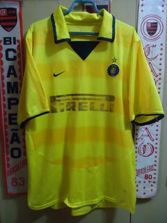 Camisa Internazionale ( Nike / Amarela )