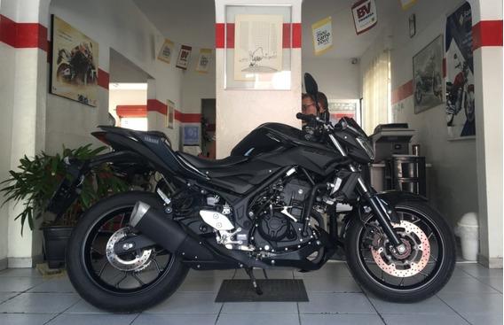 Yamaha Mt 03 Com Abs Baixo Km Preta 2020