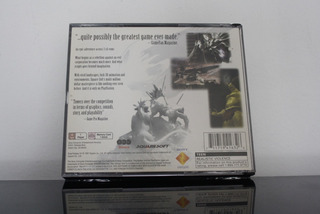 Juego Para Ps1, Final Fantasy Vii