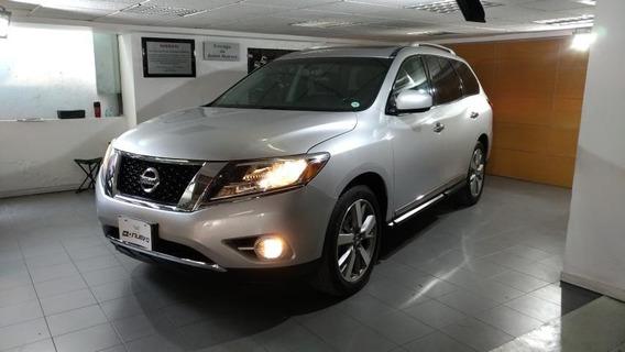 Nissan Pathfinder Suv 5p Exclusive V6/3.5 Aut