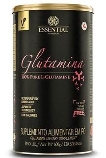 Glutamina Pura Glutamine Essential - 600g