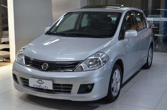 Nissan Tiida Sl Automatico E Teto Solar