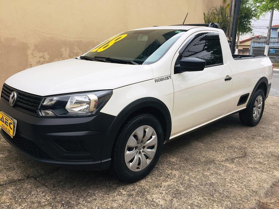 Volkswagen Saveiro 1.6 Cs Robust Flex - 2018