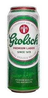 Cerveza Grolsch Lata 473 Ml Pack X 24 U.