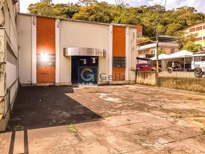 Galpão - Petrópolis, Quitandinha - L506
