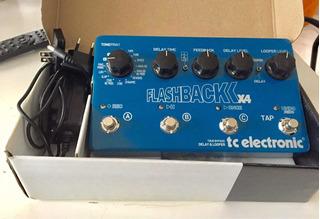 Delay Looper Flashback Tc Electronic/ Compralo Yaaaa!