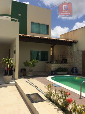 Casa Residencial À Venda, Parque Das Nações , Parnamirim.v0570 - Ca0209