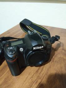 Câmera Nikon D70s - Sem Lente
