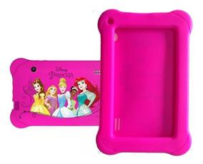 Capa Para Tablet 7 Multilaser Princesas