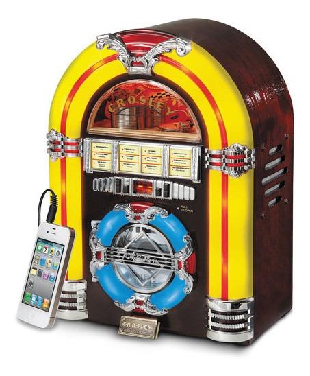 Jukebox Crosley Original Eua