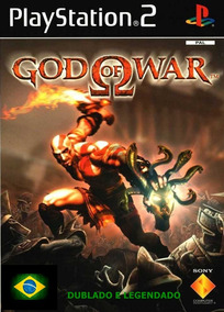 Patch God Of War 1 Dublado Para Ps2