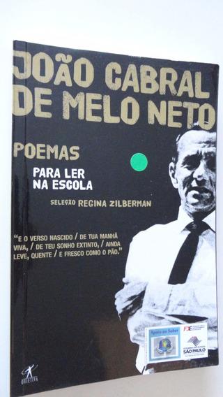 Poemas Para Ler Na Escola João Cabral De Melo Neto