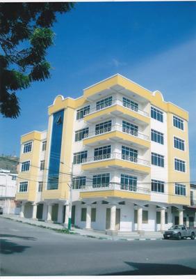 Edificio De 5 Plantas Para Hotel