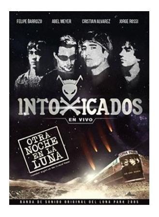 Imagen 1 de 1 de Intoxicados Otra Noche En La Luna 2 Cd Nuevo 2021 Original
