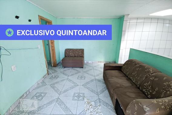 Casa Com 1 Dormitório - Id: 892968437 - 268437