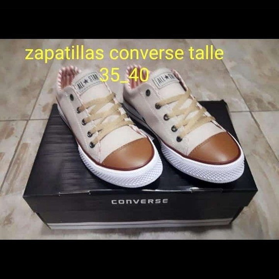 Zapatillas Converse All Star Unisex Nacional