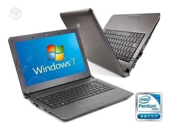 Notebook Com Hdmi Dual Core 4gb Tela 14 , Novo ,fretegratis