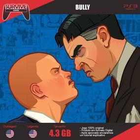 Bully Ps3 - Codigo Psn - Envio Imediato
