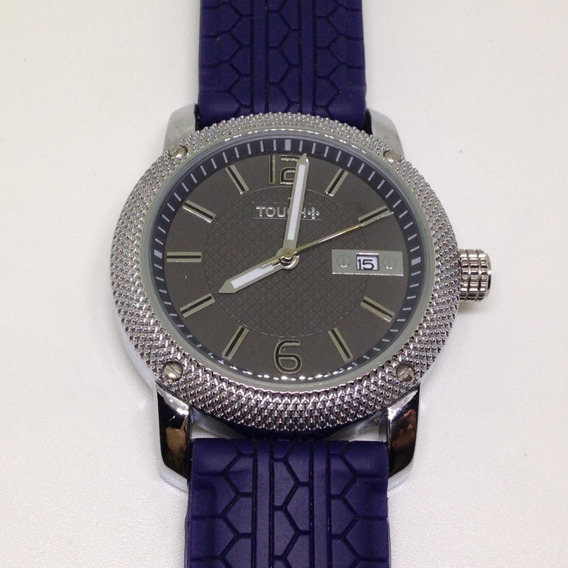 Relógio De Pulso Touch Classic Unissex U04698 Webclock