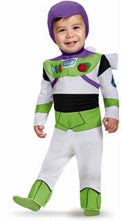 Disfraz Para Niño Buzz Lightyear Talla 6-12 Meses Toy