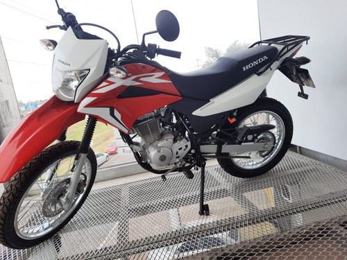 Imagen 1 de 15 de Honda Xr 150 2018 S/uso Fcia C/tarj Titan Xr Glh Motopier