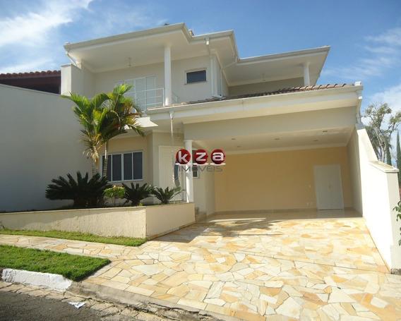 Casa Com 4 Dormitórios Condomínio Vila De São Lourenço Valinhos - Ca01676 - 32595101