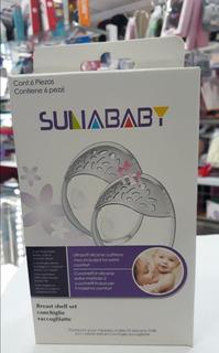 Recogeleche Materna Sunababy 6 Piezas