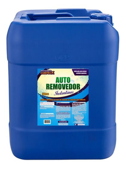 Detergente Flúor Alcalino Removedor Encardidos 25 Litros