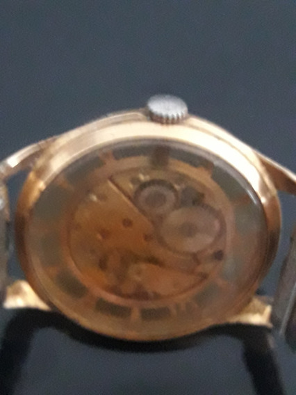 Relógio Antigo, Sem Marca, Tipo Skeleton