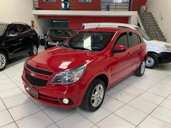 Chevrolet Agile Ltz 1.4 8v (flex) Completo Impecável