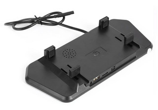 7 Pulgadas Touch Car Espejo Retrovisor Monitor Mp5 Reproduct