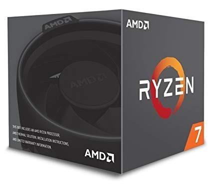 Procesador Amd Micro Ryzen 7 2700 3.2ghz 4.1ghz Am4