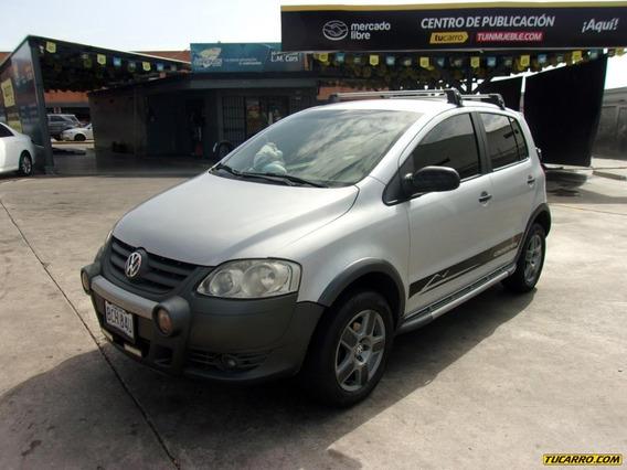 Volkswagen Crossfox Sincronico