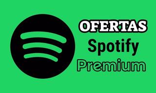 Cuentas Premiun Spotify 3 Meses
