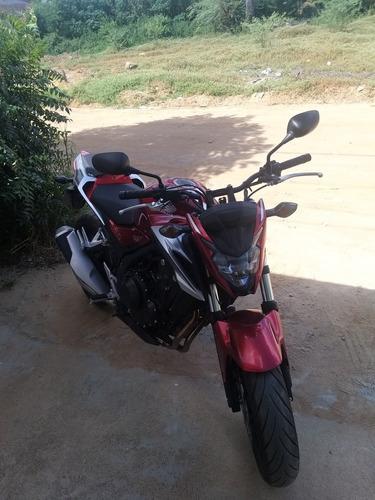 Imagem 1 de 2 de Honda Cb500f