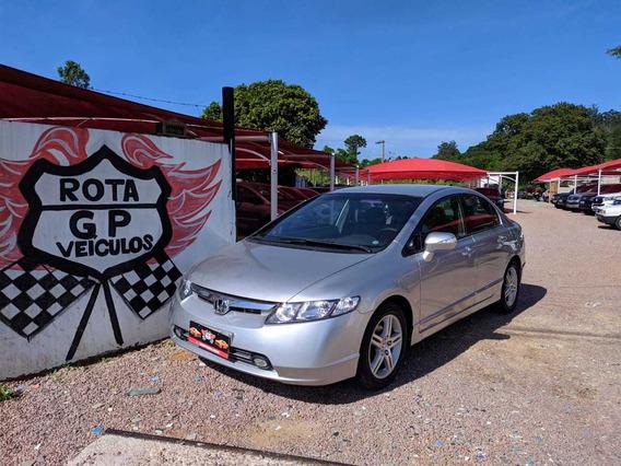 Honda Civic 1.8 Exs 16v Gasolina 4p Automático - 2007
