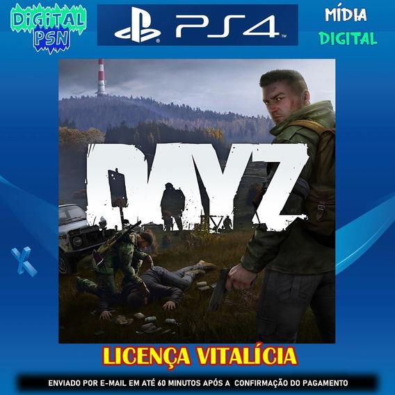 Dayz Ps4 Midia Digital Envio