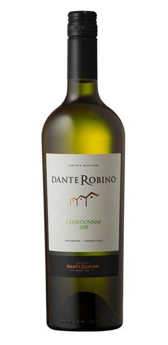 Vino blanco Chardonnay Dante bodega D. Robino 750ml