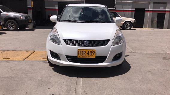 Suzuki Swift 1.4 Mt 5 Puertas Japonés